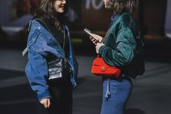 All the street style from Melbourne Fashion Week
