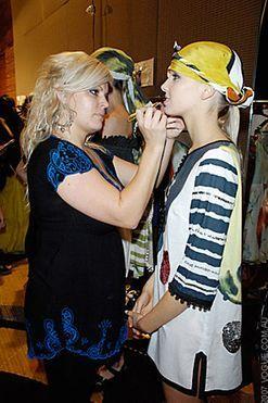 Uniroyal Designer Group Show Australian Fashion Shows  2007