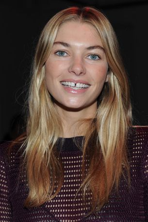 Jessica Hart on how to look awake and what's really in her make-up kit