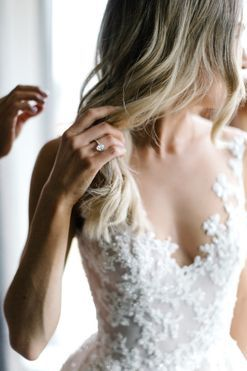 These are the top bridal trends for 2018, according to Pinterest