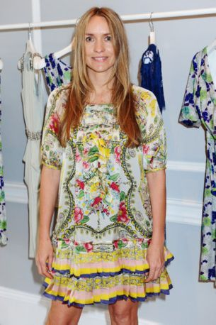 Oh boy! Collette Dinnigan's new arrival