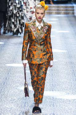 Dolce & Gabbana ready-to-wear autumn/winter '17/'18