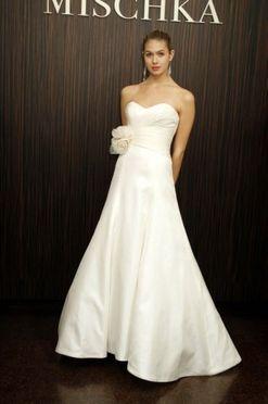 Badgley Mischka Bridal Fall 2011