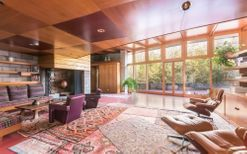 You can actually buy this Frank Lloyd Wright house