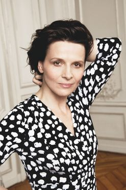 Juliette Binoche on her special skincare formula and where she keeps her Oscar