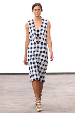 Derek Lam ready-to-wear spring/summer '14