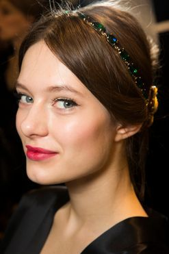 Same you, but better: seven bridal beauty inspirations from the runway