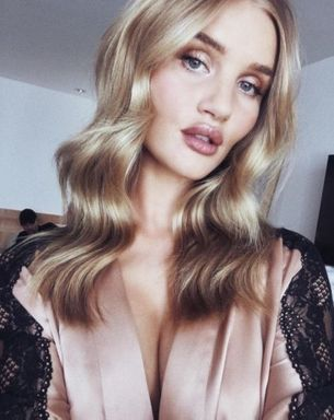 Rosie Huntington-Whiteley might already be married