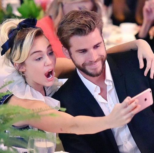Miley Cyrus and Liam Hemsworth confirm engagement