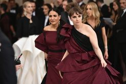 Lena Dunham confirms why she was rushed to the emergency room from the Met Gala