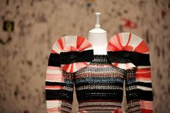 Inside the opening night of Viktor & Rolf: Fashion Artists at the National Gallery of Victoria