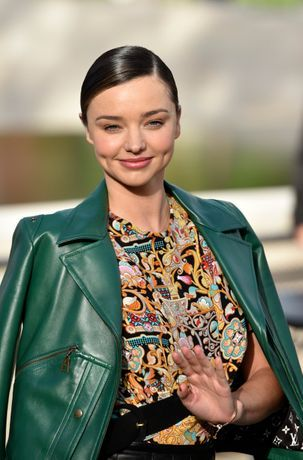 What you should never ask Miranda Kerr in an interview