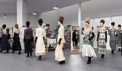 Behind the scenes at Chanel couture autumn/winter '16/'17
