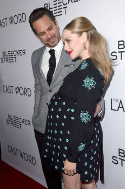 Amanda Seyfried and Thomas Sadoski just eloped