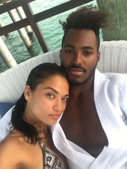 Shanina Shaik on what's required for a perfect date