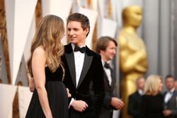 Eddie Redmayne and wife Hannah Bagshawe welcome their first child