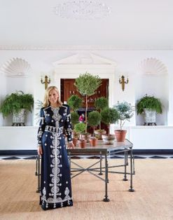House tour: fashion designer Tory Burch's maximalist Hamptons holiday home