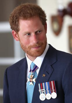 Prince Harry and Rihanna just chilled in Barbados