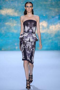Monique Lhuillier Ready-to-Wear S/S 2013