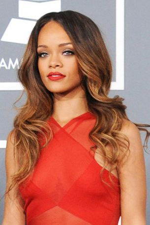 Rihanna's M.A.C. lipstick hits stores