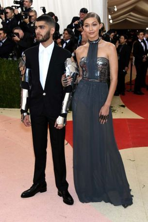 Met Gala: Gigi and Zayn make their red carpet debut