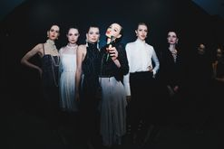 Go behind-the-scenes of the National Gallery of Victoria gala with Moët