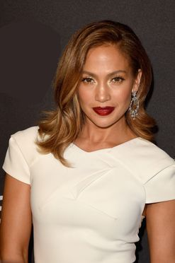 Jennifer Lopez's Christmas tree is seriously impressive