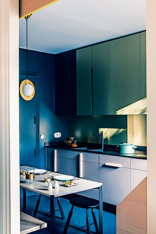 Colourful Kitchens: 14 Non-white Kitchens To Inspire You