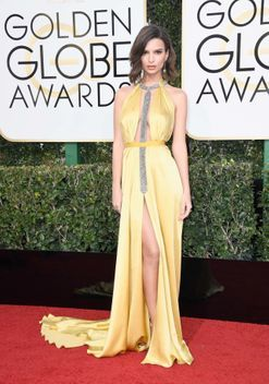 Golden Globes 2017: What they're wearing