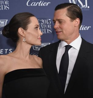Angelina Jolie on marrying Brad Pitt and female directors