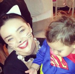 Miranda Kerr shares her Halloween plans