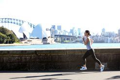 Train like an editor: follow one Vogue staffer's journey to the New York marathon