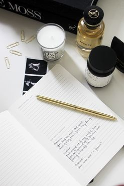 Three reasons why you should be writing New Year's resolutions