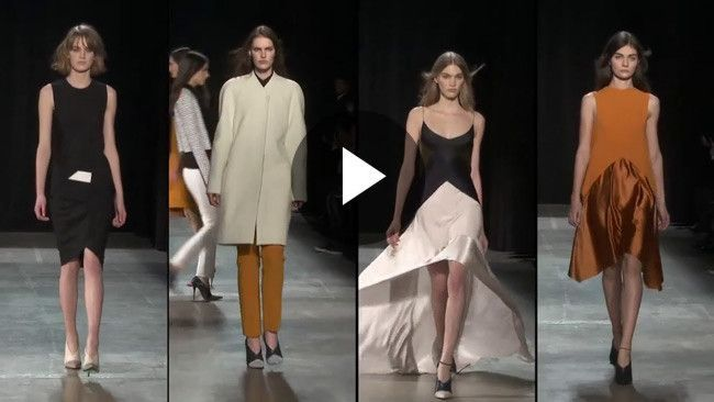Watch: highlights from New York fashion week
