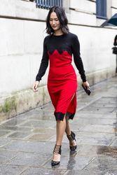 Street style from Paris Fashion Week autumn/winter '17/'18