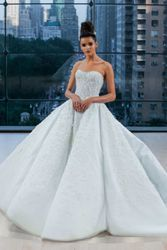 Princess diaries: 18 OTT wedding dresses from autumn 2018 for the bride who dares to dream