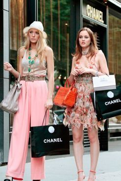A lesson in fashion: every outfit we're still coveting from Gossip Girl