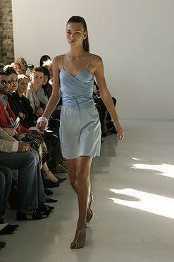 Josh Goot Australian Fashion Shows Spring/Summer 2005