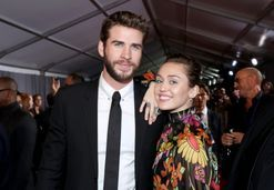 Miley Cyrus and Liam Hemsworth just made their first red carpet appearance in four years