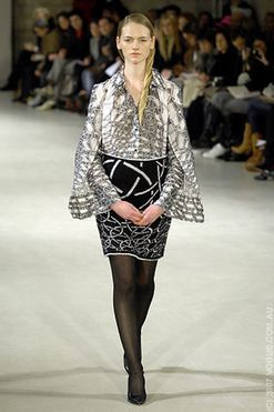 Cathy Pill Haute Couture Spring/Summer 2007