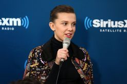 Watch Millie Bobby Brown rap a season one recap of Stranger Things