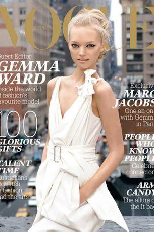 Gemma Ward - she's back