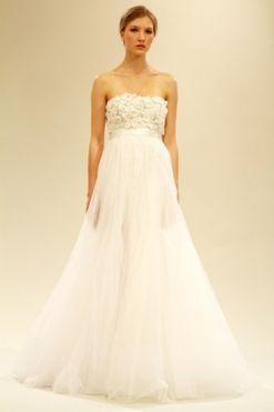Reem Acra Bridal Spring/Summer 2011
