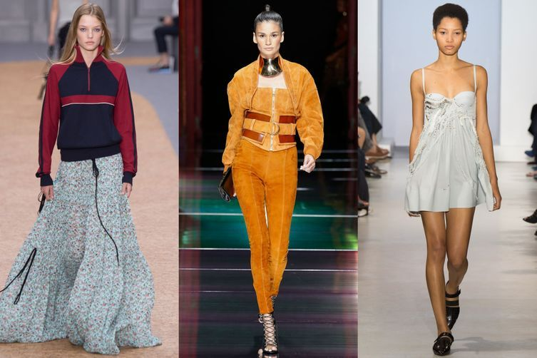 This old house: French fashion brands have new life in them at Paris fashion week