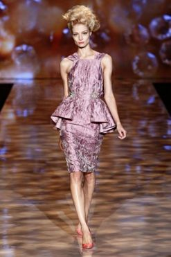 Badgley Mischka Spring/Summer 2012