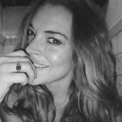 Is Lindsay Lohan engaged?