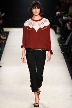 Isabel Marant Ready-to-Wear A/W 2012/13