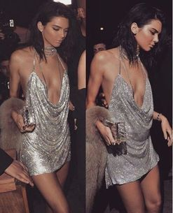 Kendall Jenner is now selling a version of the 21st birthday dress she copied from Paris Hilton