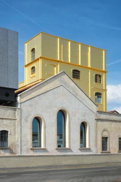 All about the Fondazione Prada in Milan
