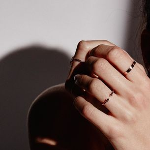 The uber-cool girl jewellery brand making minimalist pieces with an edge